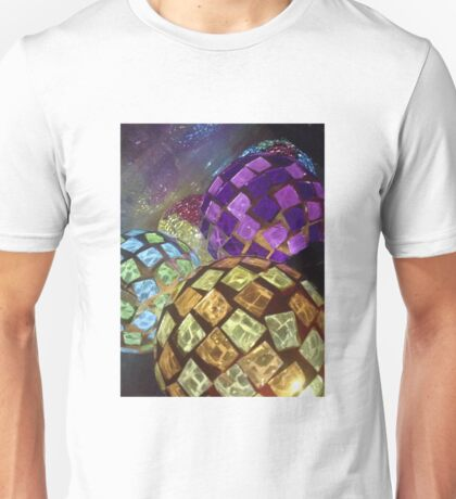 Party Lights in the Night! Unisex T-Shirt