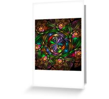 Tropicale Greeting Card