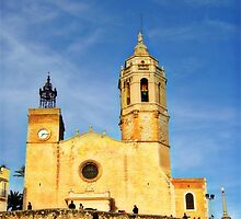 Sant Bartomeu i Santa Tecla by Paul James Farr
