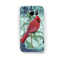 Virginia Cardinal Samsung Galaxy Case/Skin