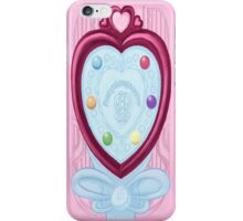 Kururin Mirror Change! PrettyChange Mirror iPhone Case/Skin