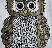 Owl by analisie