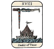 The Znakir of Thrax Photographic Print