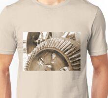 Big Wheels Keep on Turning Unisex T-Shirt
