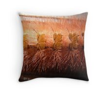 backyard beastie V Throw Pillow