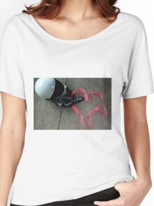 Wear Protection! Women's Relaxed Fit T-Shirt