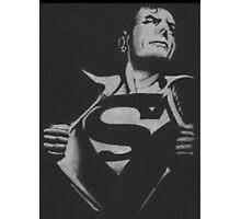 Superman Photographic Print