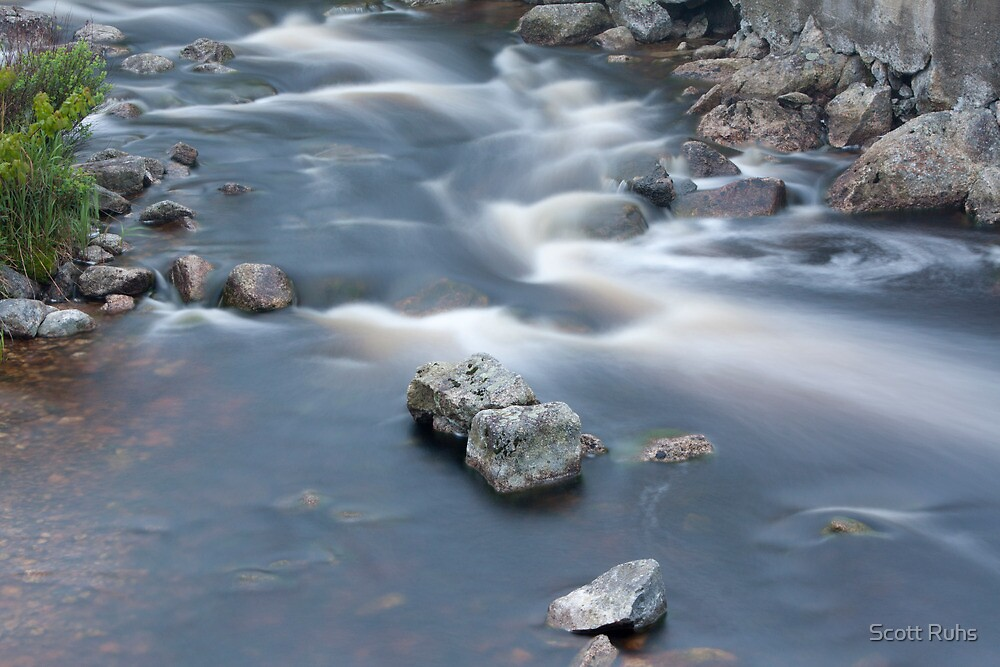Water and Light by Scott Ruhs