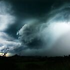 Kilcoy Thunderstorm by SouthBrisStorms