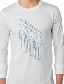 Snow Gollum Long Sleeve T-Shirt