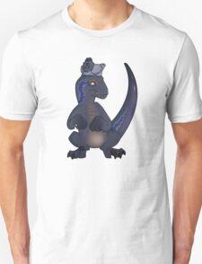 The Amazing Evolving Blue T-Shirt