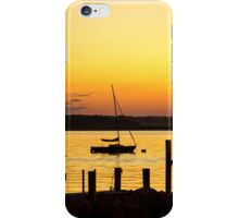 Summer Silhouette iPhone Case/Skin