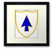 26th Infantry Regiment (United States) Framed Print
