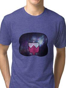 garnet galaxy Tri-blend T-Shirt
