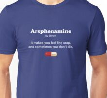 Arsphenamine Unisex T-Shirt