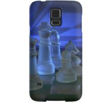Chess Pieces Samsung Galaxy Case/Skin