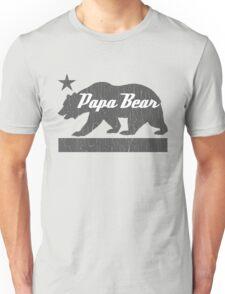 California Bear Family (PAPA Bear Version) Unisex T-Shirt