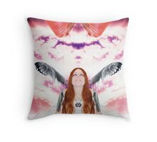 Gravity of love Throw Pillow