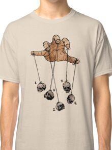 The Five Dancing Skulls Of Doom Classic T-Shirt