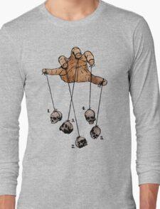 The Five Dancing Skulls Of Doom Long Sleeve T-Shirt