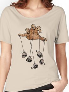 The Five Dancing Skulls Of Doom Women's Relaxed Fit T-Shirt