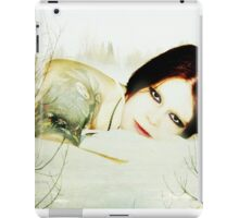 All she has is within iPad Case/Skin