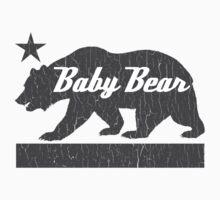 California Bear Family (BABY Bear Version) Baby Tee