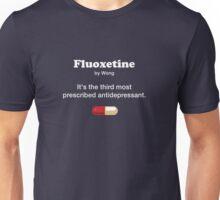 Fluoxetine Unisex T-Shirt