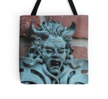 Haunted Mansion Tote Bag