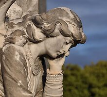 Weeping Angel by Kate Caston