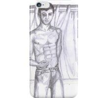 My Beautiful Muse iPhone Case/Skin