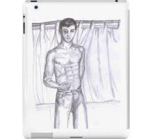 My Beautiful Muse iPad Case/Skin