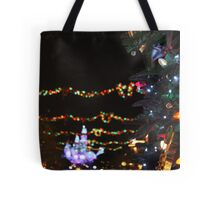 Christmas Fantasy Tote Bag