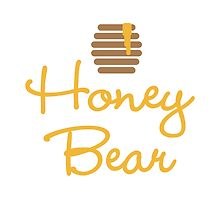 Honey Bear by christymcnutt