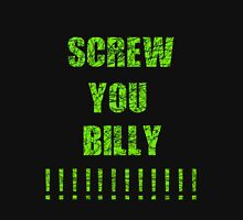 SCREW YOU BILLY Men's Baseball ¾ T-Shirt