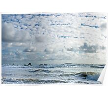 Two Oceans Poster