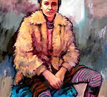 Susie's Fur Jacket by Roz McQuillan