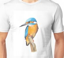 British Kingfisher Unisex T-Shirt
