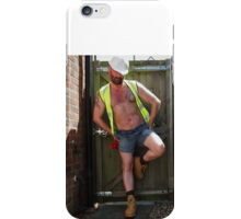 Troy- Good For The Job iPhone Case/Skin
