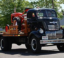 1946 Chevrolet Truck by Jonice