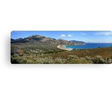Tidal Overlook II Canvas Print