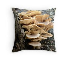 Stacked High Throw Pillow