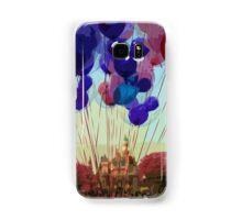 Up In The Air Samsung Galaxy Case/Skin