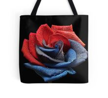 Raindrops on Rose Tote Bag