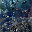 Kiwi, Bats, Morepork and More by Patricia Howitt