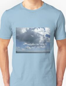 Cloudy Sky over Dorset T-Shirt