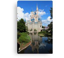 Cinderella Castle Canvas Print