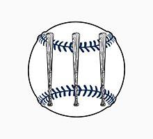 Jack White III - Baseball Logo (Detroit Tigers Edition) Men's Baseball ¾ T-Shirt