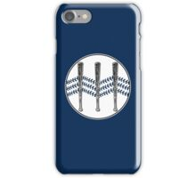 Jack White III - Baseball Logo (Alternate Detroit Tigers Edition) iPhone Case/Skin