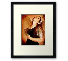 Of Ancient Memory Framed Print